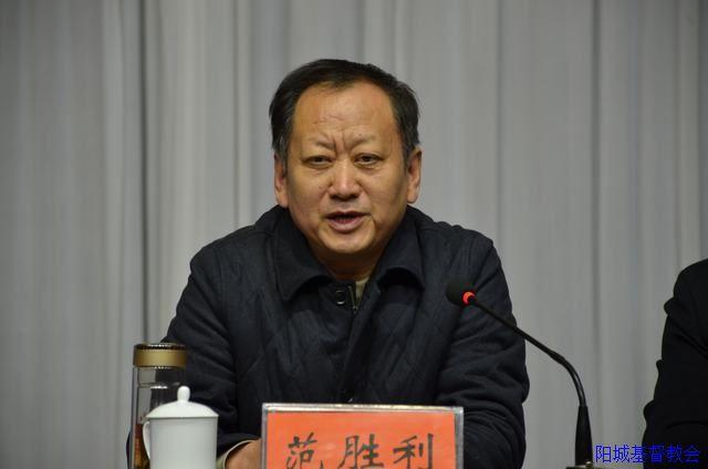 县委统战部、宗教局召开创建和谐寺观教堂表彰会